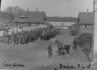 Train Arlam in Brzesko 5.3.1915