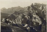 Monte Piano - August 1915
