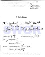 Trefferheft 01