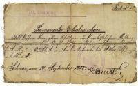 Permanenterlaubnisschein